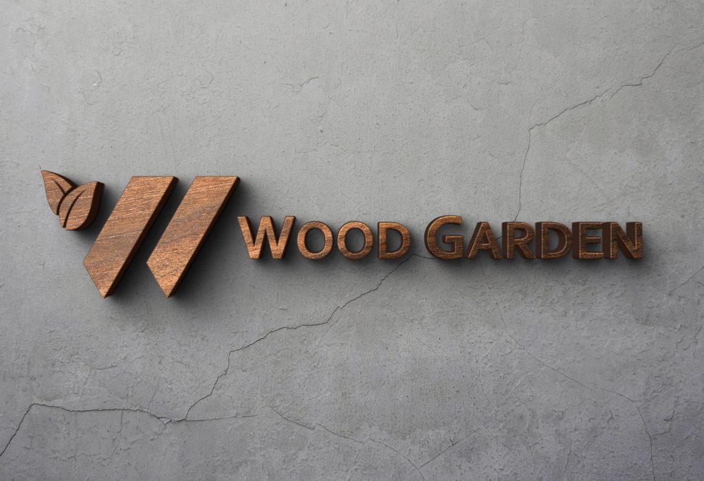 Logo Wood Garden